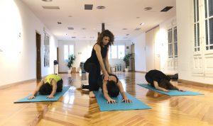 Tercer vídeo de Iniciación al Yoga