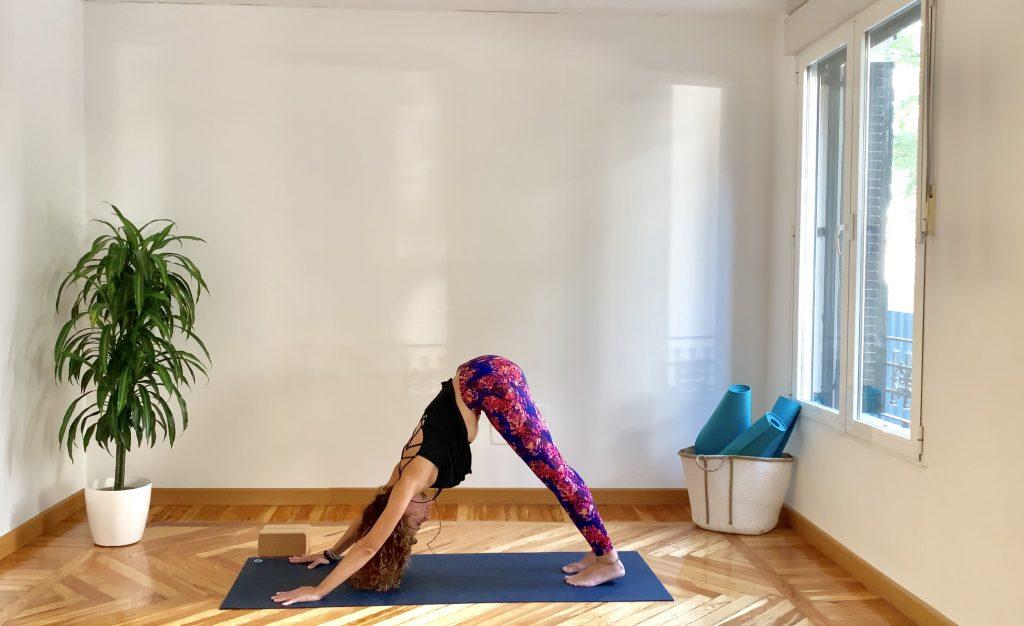 empezar a practicar yoga