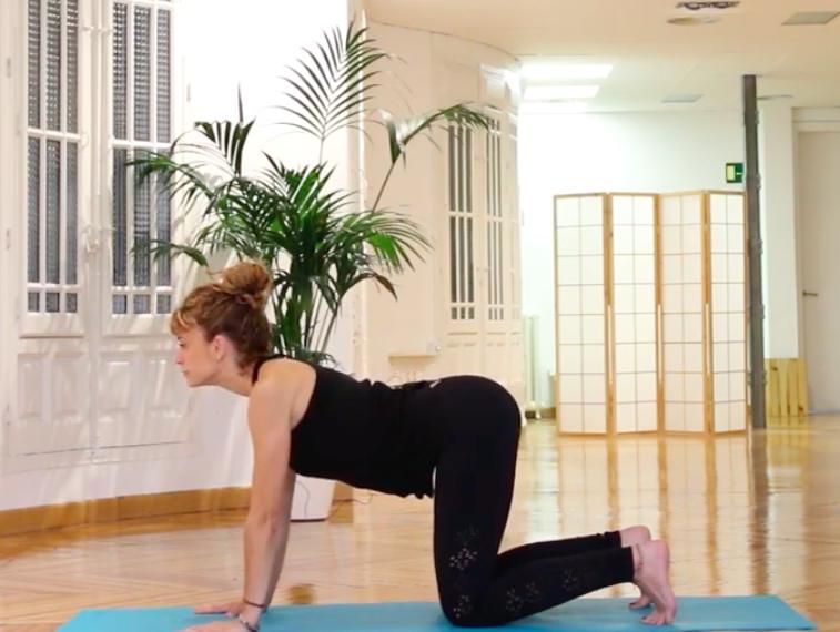 iniciación al yoga segundo vídeo