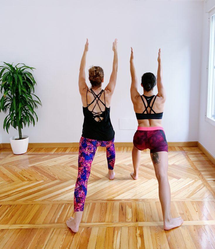 Saludo al Sol Hatha Yoga