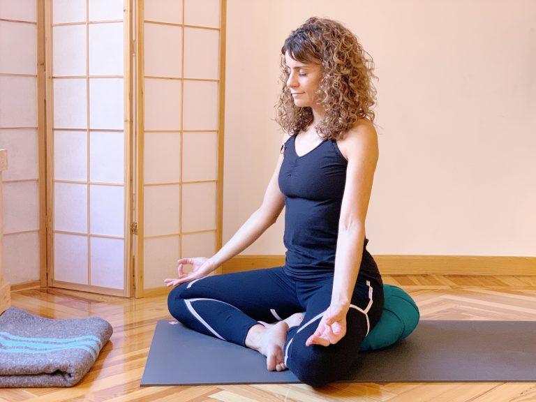 Clases de yoga en Madrid de mindfulness