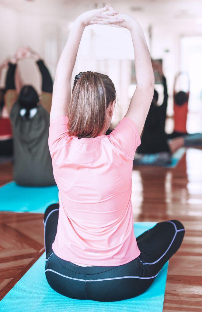Anatomía en las clases de yoga