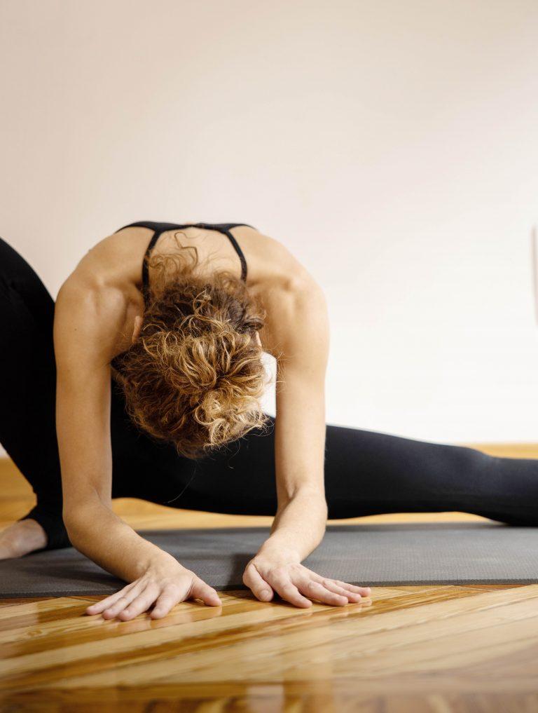 Yoga para mejorar la autoestima