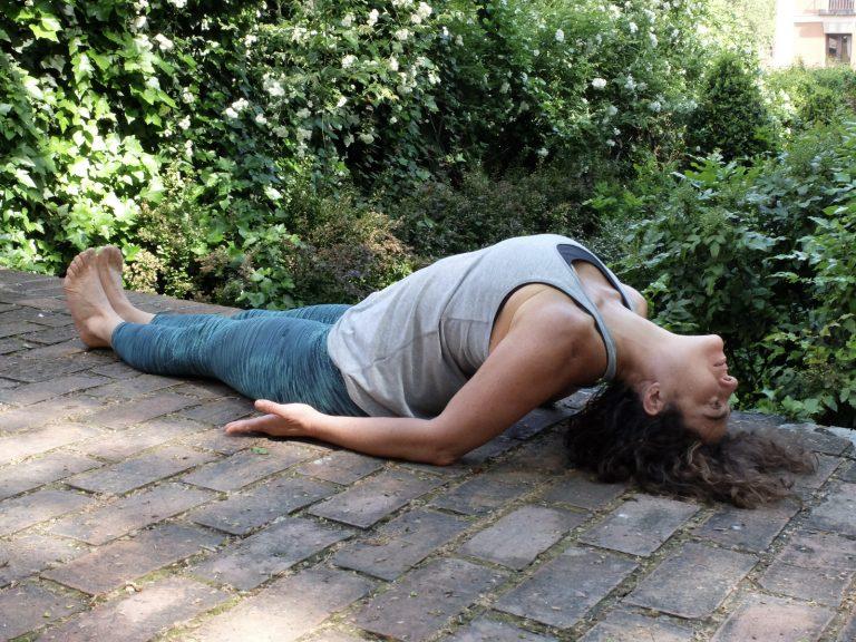 Clase de Yoga Jivamukti Con Rosa Gonzalez