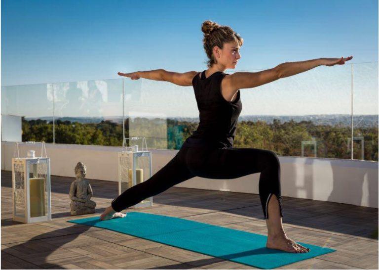 Clase de Yoga online para combatir la pereza :)