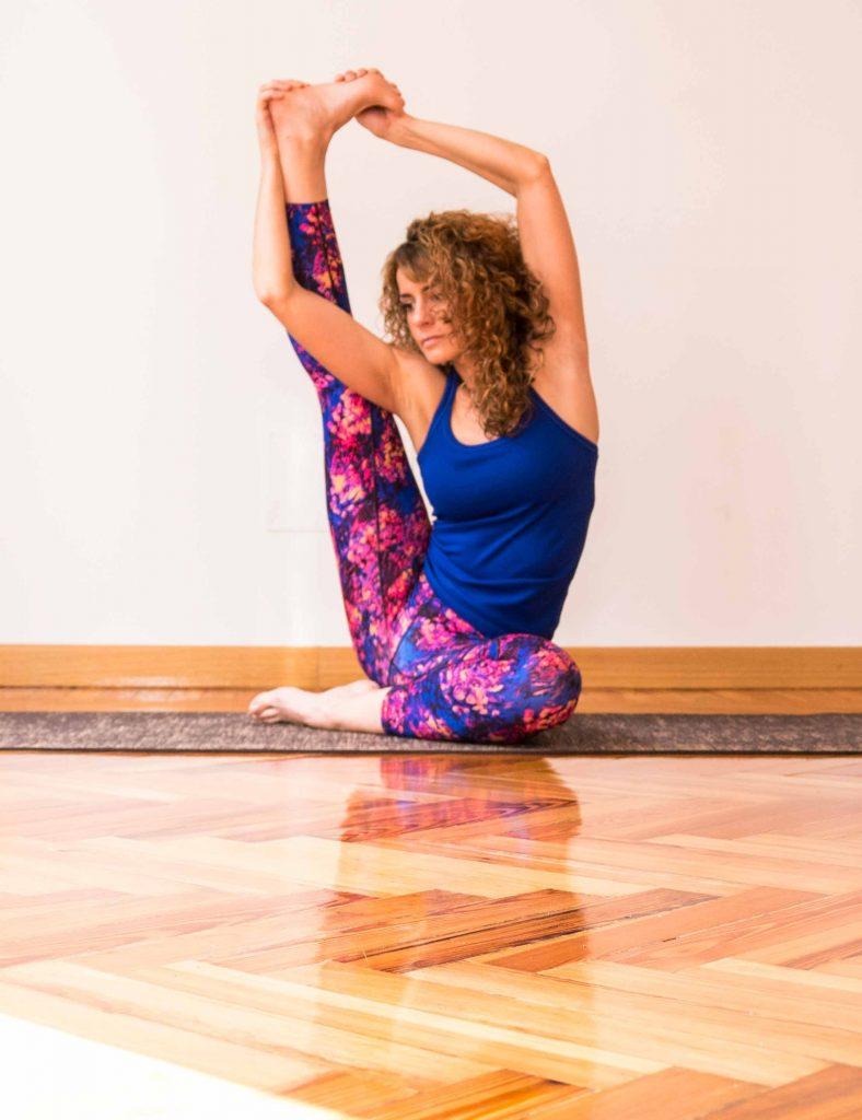yoga por internet