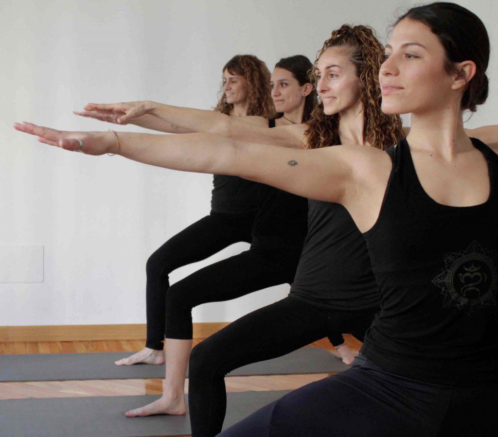 diferentes tipos de yoga