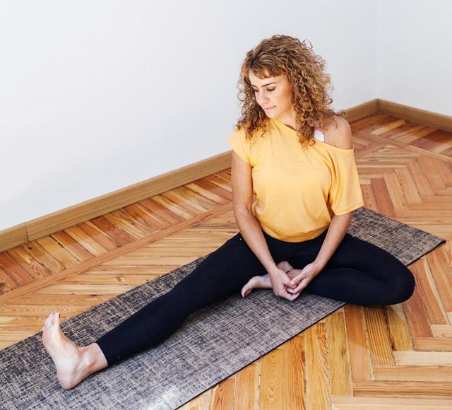 yoga terapeutico madrid
