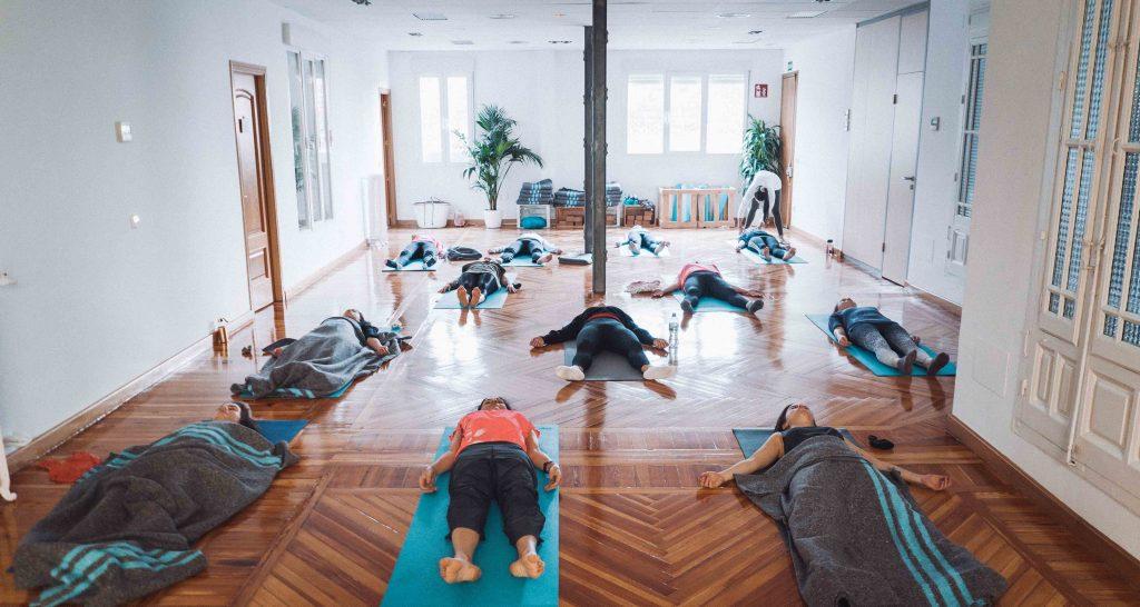 studio yoga de madrid